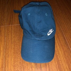 Blue Nike Baseball Hat